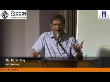 06 Session 1 - M N Roy